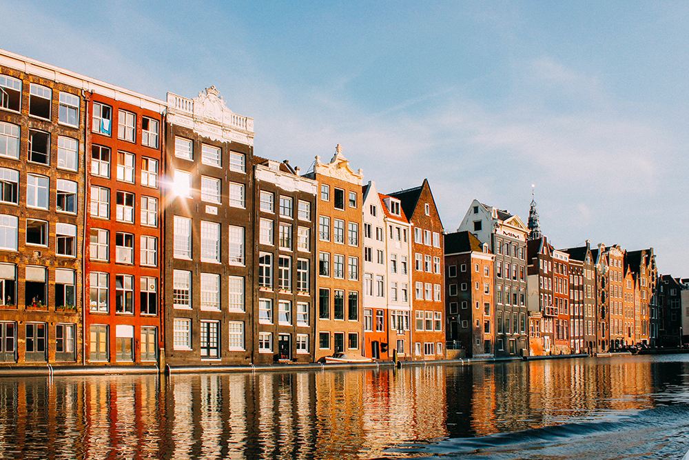 The thing to do in Amsterdam for 3 hours